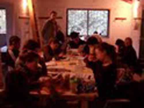 Trabajo de Campana 2011